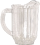 60 OZ PITCHER CLEAR