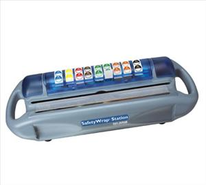 SAFETY WRAP DISPENSER-18""