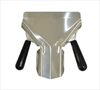 French Fry Bagger, stainless steel