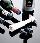 VACU-VIN WINE PUMP W/2 STOPPERS